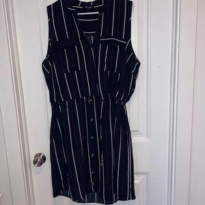 Lily Morgan Striped Dress